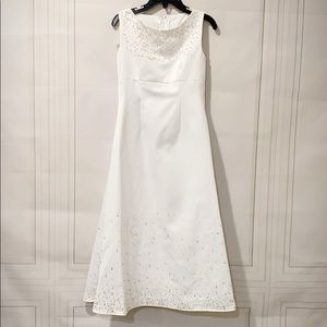 AVA bridal flower girl dress 5 new with tag